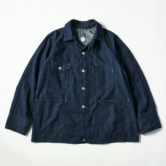 #1102 Engineers` Jacket / 8oz denim indigo