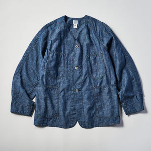 #3103 POST 42 DV IC / chambray indigo
