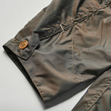 #3103 POST 42 DV PT3 / Poly Taffeta khaki iridescent
