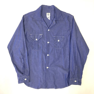 1265 E-Z Cruz 4 / broad chambray / S,M,L size