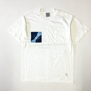 #NYT PTFS Pocket T-Shirt 50th Street / heavy jersey / L size