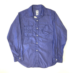 #1289 Sweet Lighter Supreme / broad chambray / S, M, L size