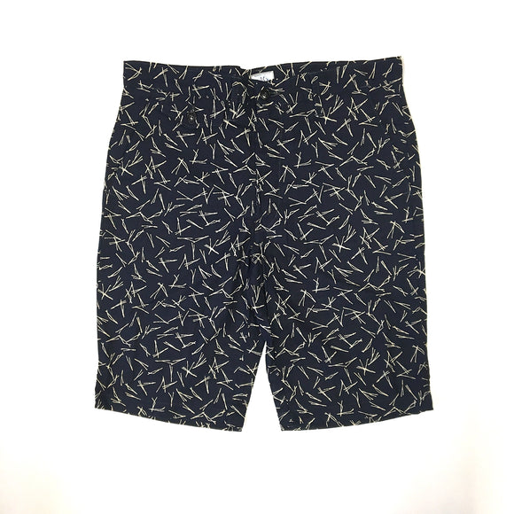 #1374 MENPOLINI Short  / Japanese works / S size