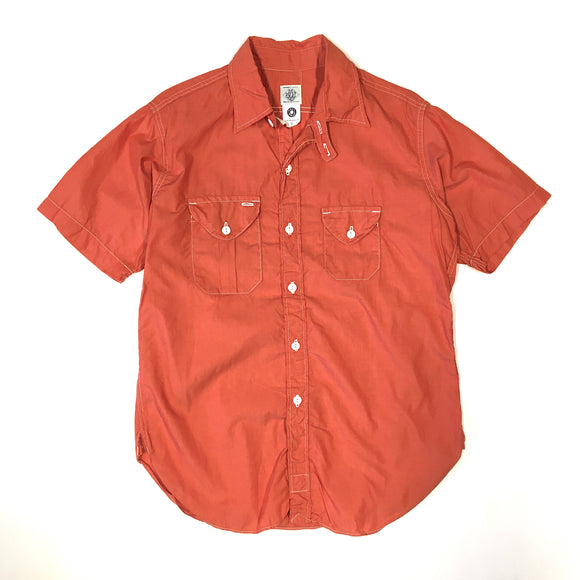 #1256S Cruzer Shirt2  SS / End-On-End / S, M size