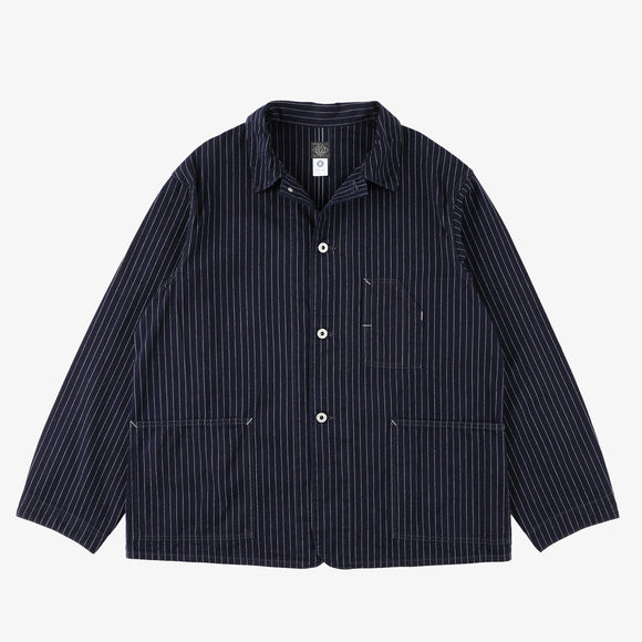 #1106R IS / Gangster stripe indigo