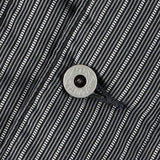 #1109R DS / dobby stripe with Thinsulate silver