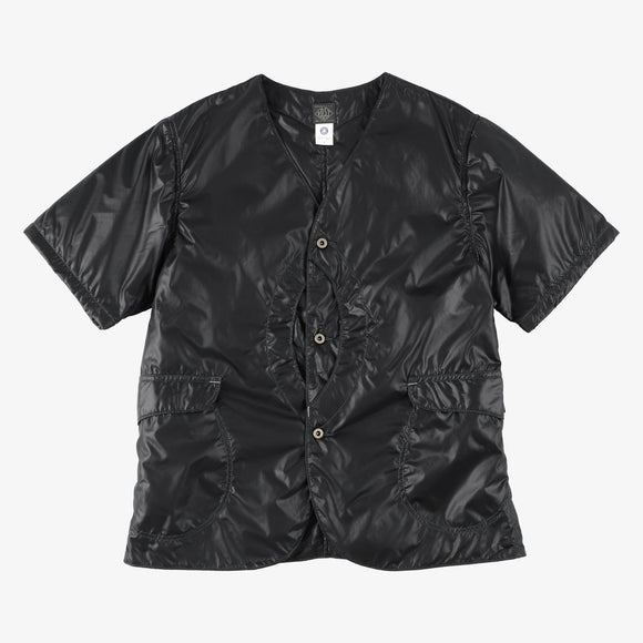#1267B Royal Traveler Shirt-1/2 NT1 / nylon taffeta with Thinsulate black