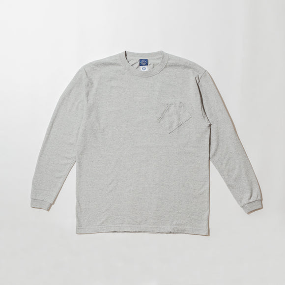 #3702 SWEETBEAR Tee L/S 2 / 7 oz cotton jersey grey