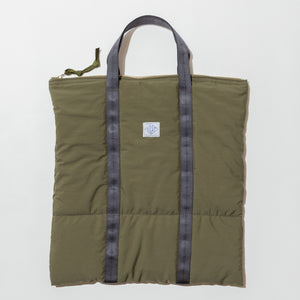 #3902 HELMET BAG FT4 / flat nylon W ply olive