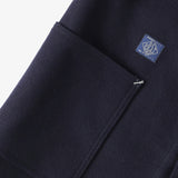 #2131R SB40-R / wool melton navy Shop Special