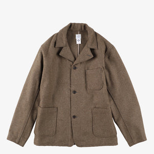 #2140 OK Rider WM3 / wool melton khaki