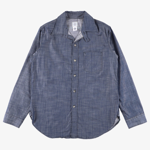 #2212R The POST III-R DL1 / denim blue