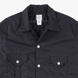 #2214R E-Z cruz Shirt R AGP / acid graph plaid black