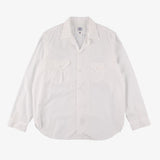 #2214R E-Z cruz Shirt R CT1 / cotton typewriter white