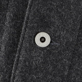 #3101 OK Rider 2 WM1 / wool melton dark charcoal heather
