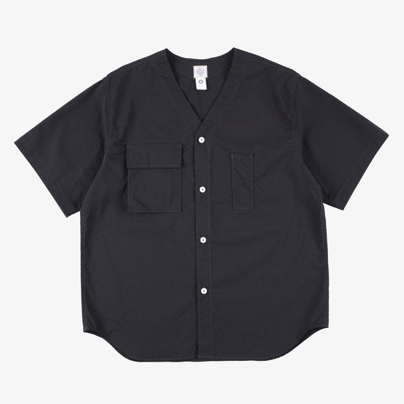 #3204 BDU Shirt PCS3 / P/C seersucker black