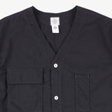 #3204 BDU Shirt PCS1 / P/C seersucker black