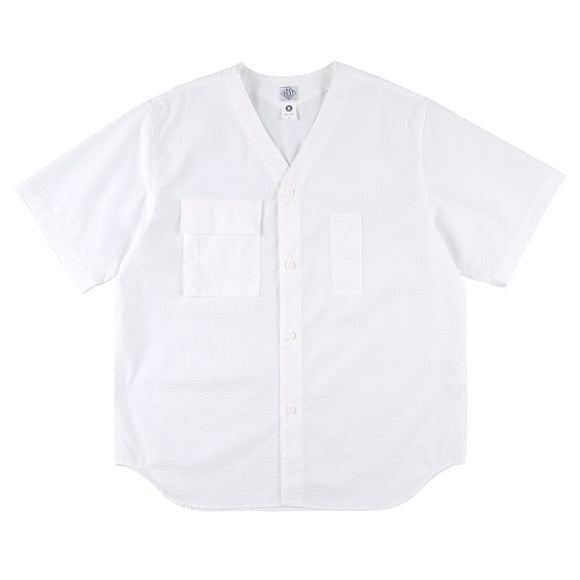 #3204 BDU Shirt PCS3 / P/C seersucker white