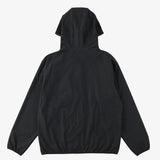 #3601 E-Z Hoodie MPJ / mid weight poly jersey dark charcoal heather