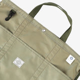 #4201 POS-TOTE Supreme FT2 / french twill olive Shop Special