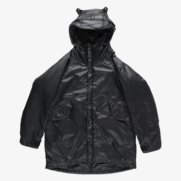 CORONA x Post O'Alls G-1 Parka NT1 / nylon taffeta with Thinsulate black