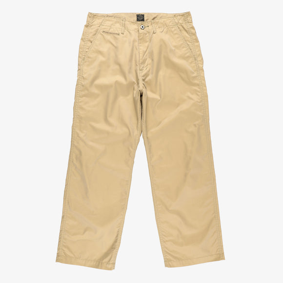 #3302 Double Needle Chino - R FT1 / french twill khaki