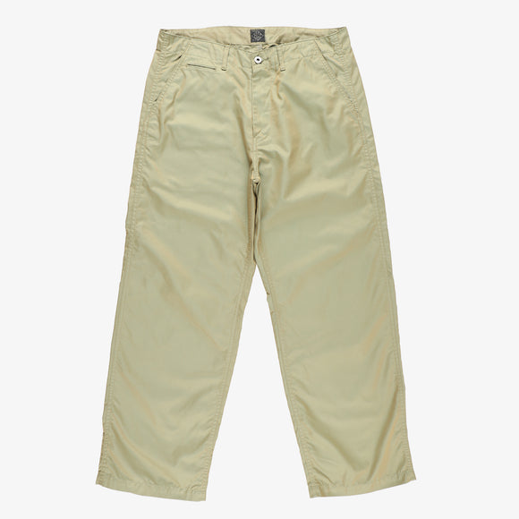 #3302 Double Needle Chino - R FT2 / french twill olive