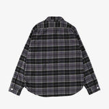 #3205 E-Z Cruz R2PF2 / plaid flannel black x grey