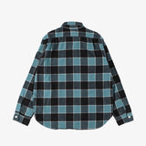 #3205 E-Z Cruz R2PF4 / plaid flannel green x black