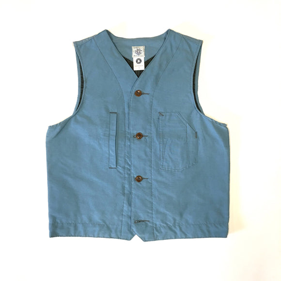 #1501 No 1 vest / 60/40 cloth / S size