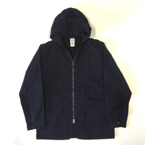 #2127 DEE's Parka / medium weight poplin / S size