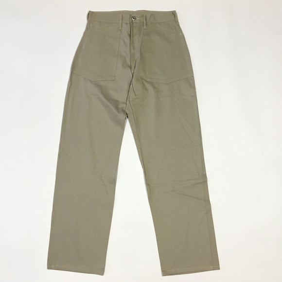 #1301 ARMY Pants / cotton twill / S,M size
