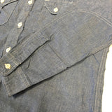 #1252 Engineers Shirt 3 / Southern chambray / XS,S,M size