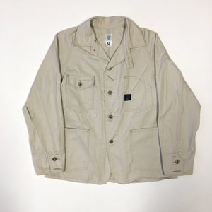 #1102 Engineers' Jacket  / cotton twill / L size