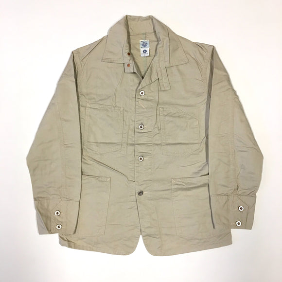 #2102-X  Engineers' Jacket 2-X  / cotton twill / S,M,L size