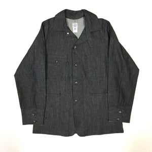 #1102 Engineers' Jacket  / CONE herringbone denim / XS,M,L size