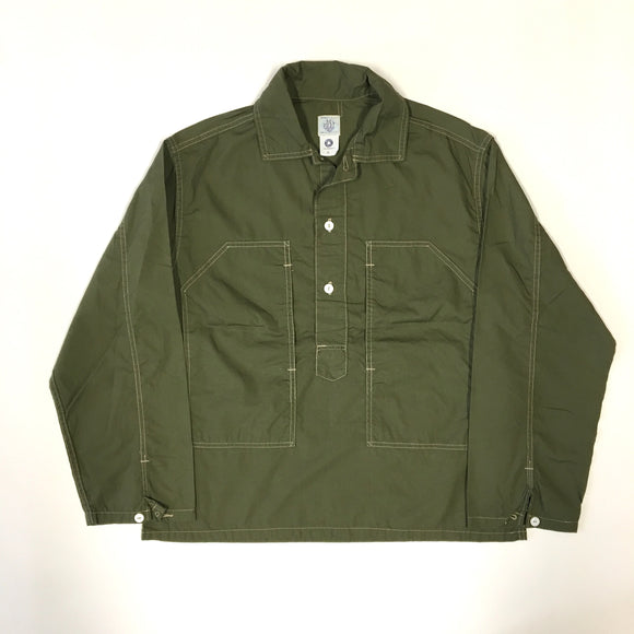 #1204R Army shirts - R / PIMA cotton poplin / S, M size