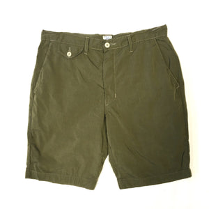 #1374L Lined MENPOLINI Shorts / End-On-End / S,M,L size