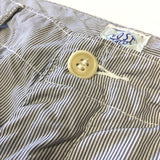 #2306L Lined POST Chino 3 / stripe shirting / S,L size