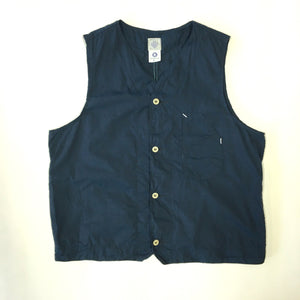 #1501R  No.1 Vest-R / end-on-end / M,L size