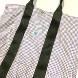 #1960 POS-TOTE / tattersall