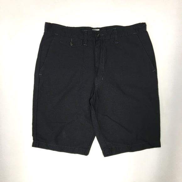 #1374 MENPOLINI Short  / horizontal cut cotton cord / M size