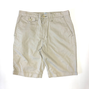 #1374 MENPOLINI Short / cotton twill / M size