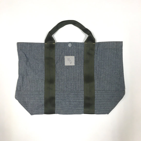 #NYT T4 Tote / Fisher stripe