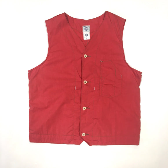 #1501R No.1 Vest-R / end-on-end / S, M size