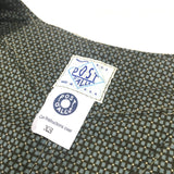 #1512 Royal Traveler / vintage calico /  XS size