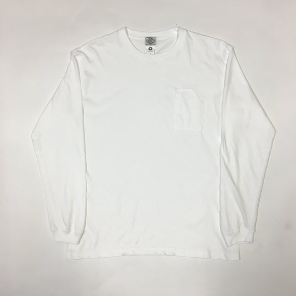 #3703-2 1106 Tee L/S / cotton jersey