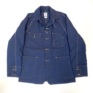 #1102 Engineers' Jacket / cotton canvas / S size