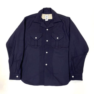 #2214 E-Z cruz shirt / wool flannel / M, L, XL size
