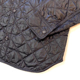 #1172R3D C-POST DV / quilted nylon taffeta / black / S size